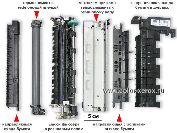 Принтер HP LJ 5L, 6L Основные неисправности и их устранение. бесплатные тат