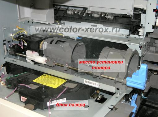 Ремонт копира Canon IR 2025.